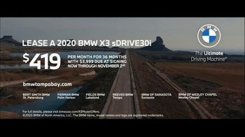 BMW TV Spot, 'The Ultimate Range' [T2] - Thumbnail 10