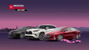 Toyota Mission: Incredible Sales Event TV Spot, 'A Go' [T2] - Thumbnail 4