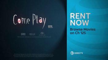 DIRECTV Cinema TV Spot, 'Come Play' - Thumbnail 9