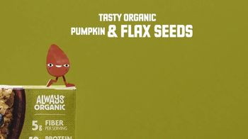 Nature's Path Pumpkin Seed + Flax Granola TV Spot, 'The Secret Behind Our Best-Selling Granola' - Thumbnail 5
