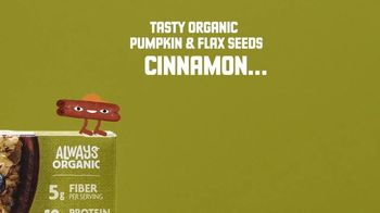 Nature's Path Pumpkin Seed + Flax Granola TV Spot, 'The Secret Behind Our Best-Selling Granola' - Thumbnail 6