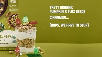 Nature's Path Pumpkin Seed + Flax Granola TV Spot, 'The Secret Behind Our Best-Selling Granola' - Thumbnail 7