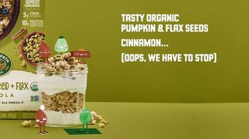 Nature's Path Pumpkin Seed + Flax Granola TV Spot, 'The Secret Behind Our Best-Selling Granola' - Thumbnail 8