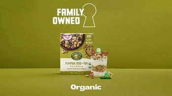 Nature's Path Pumpkin Seed + Flax Granola TV Spot, 'The Secret Behind Our Best-Selling Granola' - Thumbnail 9
