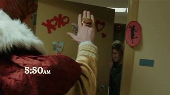 Burger King 2 for $4 Mix n' Match TV Spot, 'Worth Waking Up For: $1 Delivery, $5 Minimum: Bacon'