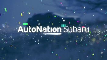 AutoNation Subaru Share the Love Event TV Spot, 'The New Year Starts Now: No Payments for 90 Days' - Thumbnail 2