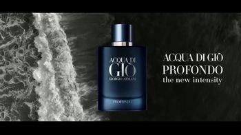 Giorgio Armani Acqua di Giò Profondo TV Spot, 'A New Intensity' Song by KALEO - Thumbnail 9