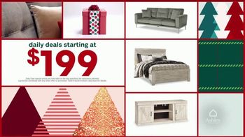 Ashley HomeStore Black Friday Deal Days TV Spot, '30% Off Your First Item and 20% Off the Rest' - Thumbnail 6