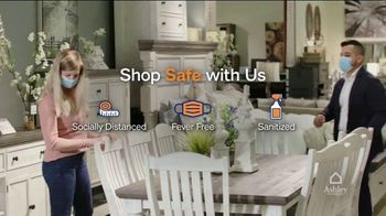 Ashley HomeStore Black Friday Deal Days TV Spot, '30% Off Your First Item and 20% Off the Rest' - Thumbnail 7