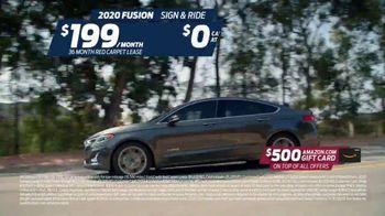Ford Black Friday Sales Event TV Spot, 'Season of Savings' [T2] - Thumbnail 4