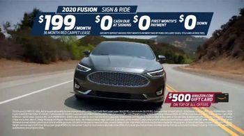 Ford Black Friday Sales Event TV Spot, 'Season of Savings' [T2] - Thumbnail 5