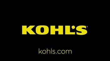 Kohl's Black Friday Week Deals TV Spot, '35% Off Active Brands and Kohl's Cash' - Thumbnail 1