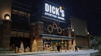 Dick's Sporting Goods Black Friday Deals TV Spot, 'Holidays: Apparel, Fleece, Footwear and Cardio' - Thumbnail 1