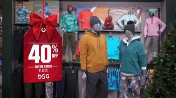 Dick's Sporting Goods Black Friday Deals TV Spot, 'Holidays: Apparel, Fleece, Footwear and Cardio' - Thumbnail 5