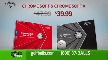 Golfballs.com TV Spot, 'Holidays: Titleist, TaylorMade and Callaway' - Thumbnail 5