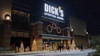 Dick's Sporting Goods Black Friday Deals TV Spot, 'Holidays: Table Tennis, Basketball Hoops, Bikes' - Thumbnail 2