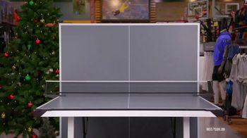 Dick's Sporting Goods Black Friday Deals TV Spot, 'Holidays: Table Tennis, Basketball Hoops, Bikes' - Thumbnail 3