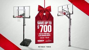 Dick's Sporting Goods Black Friday Deals TV Spot, 'Holidays: Table Tennis, Basketball Hoops, Bikes' - Thumbnail 6