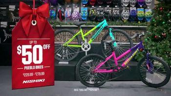 Dick's Sporting Goods Black Friday Deals TV Spot, 'Holidays: Table Tennis, Basketball Hoops, Bikes' - Thumbnail 7