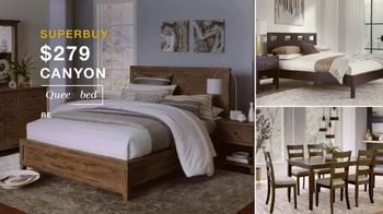 Macy's Black Friday Deals TV Spot, 'Ladlow Sofa, Canyon Queen and Free Adjustable Base' - Thumbnail 3