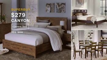 Macy's Black Friday Deals TV Spot, 'Ladlow Sofa, Canyon Queen and Free Adjustable Base' - Thumbnail 4