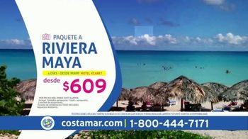 Costamar Travel TV Spot, 'Cartagena, Riviera Maya, Punta Cana, Quito y más' [Spanish] - Thumbnail 3