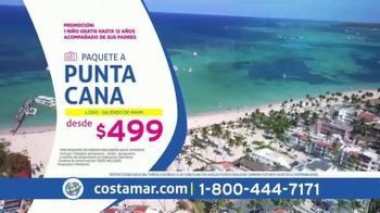 Costamar Travel TV Spot, 'Cartagena, Riviera Maya, Punta Cana, Quito y más' [Spanish] - Thumbnail 4
