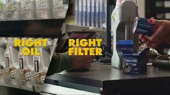 Advance Auto Parts TV Spot, 'Right Oil, Right Filter, Right Price' - Thumbnail 4