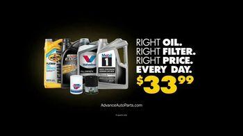 Advance Auto Parts TV Spot, 'Right Oil, Right Filter, Right Price' - Thumbnail 7