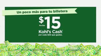 Kohl's Ofertas de la Semana de Black Friday TV Spot, 'Tablets y Shark' [Spanish] - Thumbnail 4