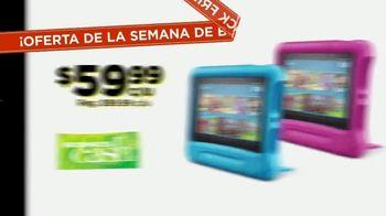Kohl's Ofertas de la Semana de Black Friday TV Spot, 'Tablets y Shark' [Spanish] - Thumbnail 6