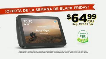 Kohl's Ofertas de la Semana de Black Friday TV Spot, 'Tablets y Shark' [Spanish] - Thumbnail 9