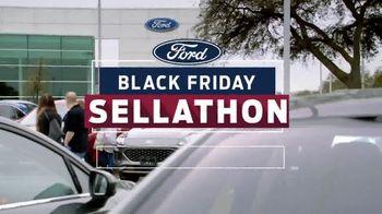 Ford Black Friday Sellathon TV Spot, 'Kick Off a Season of Savings' [T2] - Thumbnail 9
