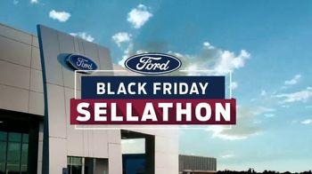 Ford Black Friday Sellathon TV Spot, 'Kick Off a Season of Savings' [T2] - Thumbnail 2