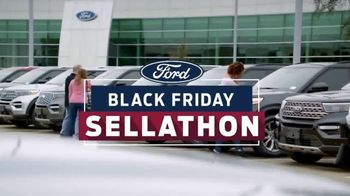 Ford Black Friday Sellathon TV Spot, 'Kick Off a Season of Savings' [T2] - Thumbnail 3