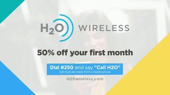 H2O Wireless TV Spot, '50% Off Your First Month' - Thumbnail 7