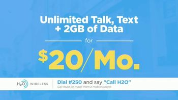 H2O Wireless TV Spot, '50% Off Your First Month' - Thumbnail 5