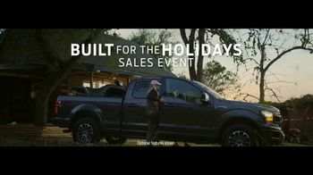 Ford Built for the Holidays Sales Event TV Spot, 'Time To Start It Up' [T1] - Thumbnail 1