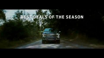 Ford Built for the Holidays Sales Event TV Spot, 'Time To Start It Up' [T1] - Thumbnail 3