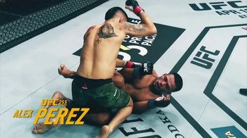 ESPN+ TV Spot, 'UFC 255: Figueiredo vs. Perez' - 837 commercial airings