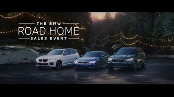 BMW Road Home Sales Event TV Spot, 'Black Friday: Light Your Way Home' Song by Bloom & The Bliss [T2] - Thumbnail 8