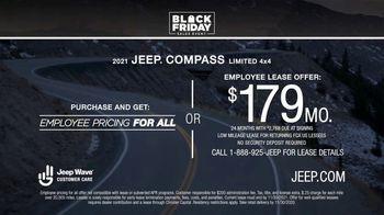 Jeep Black Friday Sales Event TV Spot, 'Butterflies' Song by X Ambassadors [T2] - Thumbnail 10