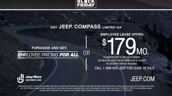 Jeep Black Friday Sales Event TV Spot, 'Butterflies' Song by X Ambassadors [T2] - Thumbnail 9