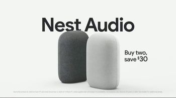 Google Nest Audio TV Spot, 'Whole Home Funkifier: Buy Two, Save $30' - Thumbnail 6