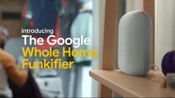 Google Nest Audio TV Spot, 'Whole Home Funkifier: Buy Two, Save $30' - Thumbnail 5