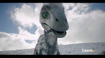 CuriosityStream TV Spot, 'Amazing Dinoworld'
