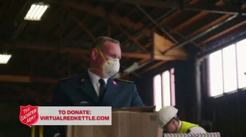 The Salvation Army TV Spot, 'Fewer Red Kettles' - Thumbnail 3