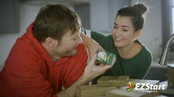 Duck Brand EZStart Packaging Tape TV Spot, 'Packers: Time To Get Down To Business'