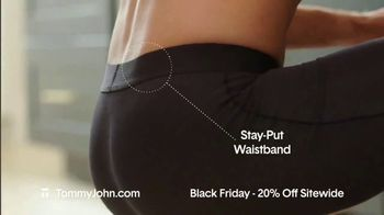 Tommy John Black Friday Sale TV Spot, '20% Off Sitewide' - Thumbnail 3