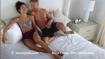 Tommy John Black Friday Sale TV Spot, '20% Off Sitewide' - Thumbnail 6